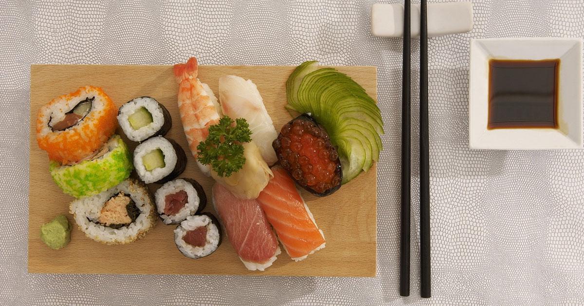 L'arte del cibo in Giappone